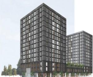 ArborBLU Apartments Conceptual Design