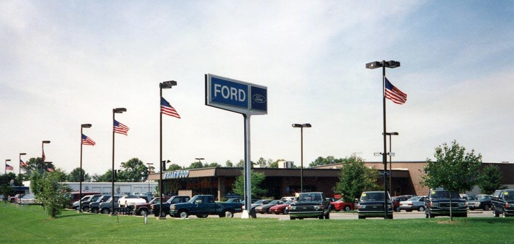 Varsity Ford