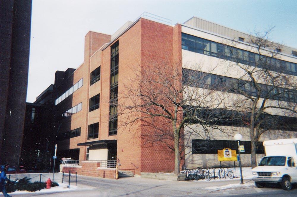 University of Michigan School of Pharmacy