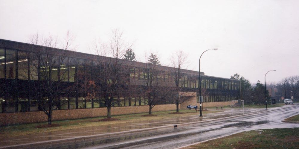 University Of Michigan Art U0026 Architecture Building