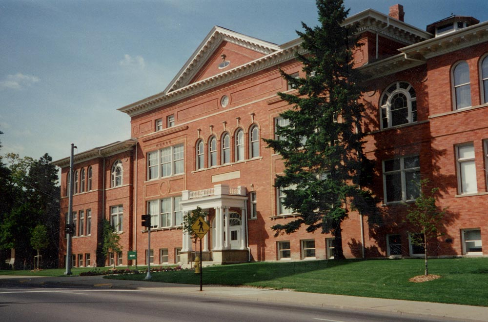 Eastern Michigan University Welch Hall