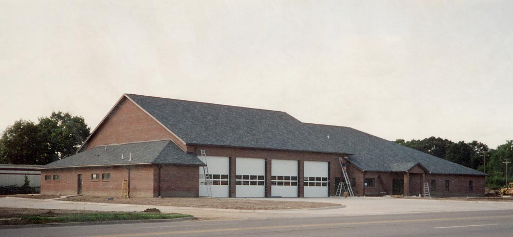 Ypsilanti Fire Station