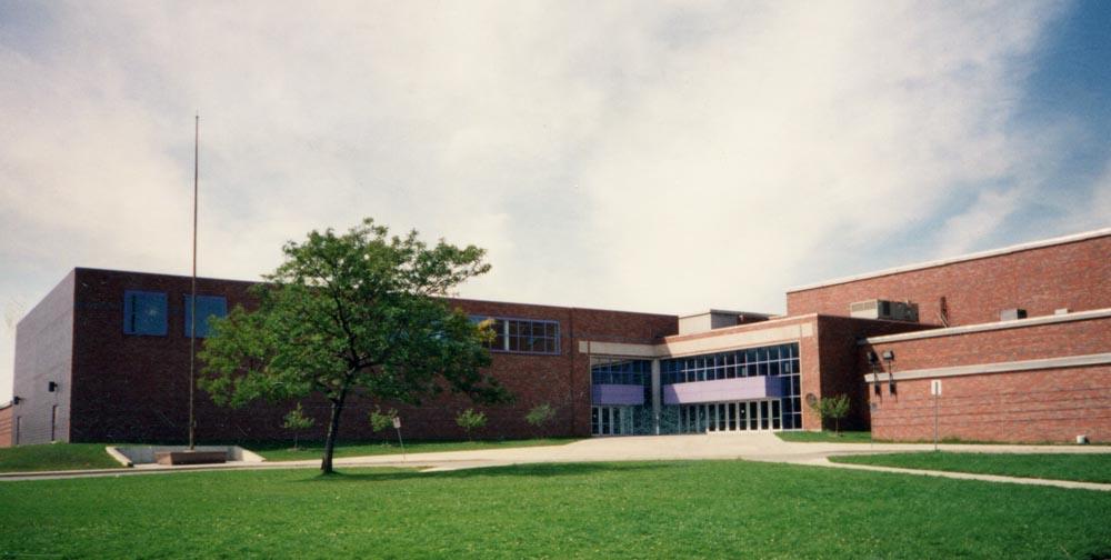Ann Arbor Pioneer High School