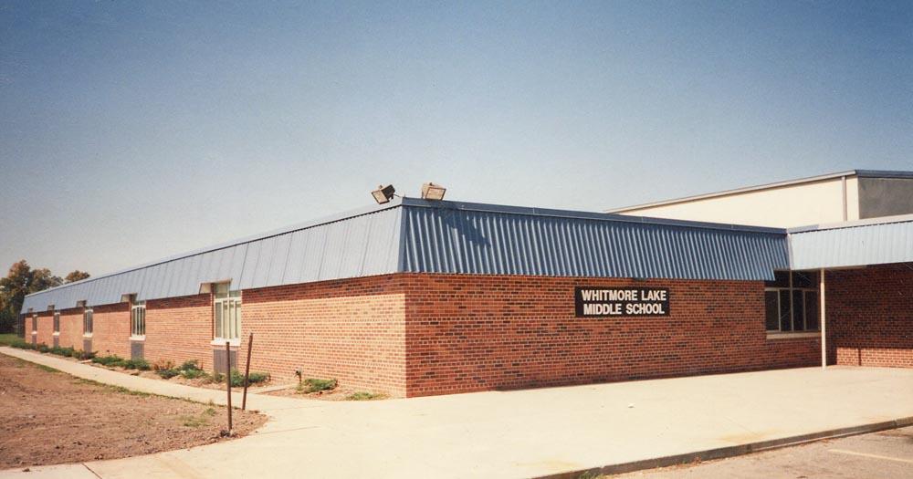 Whitmore Lake Middle School