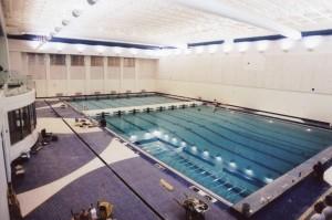 Saline High School Pool Complex