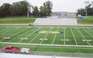 Saline High School Stadium and Football Field