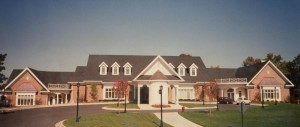 Barton Hills Country Club Clubhouse