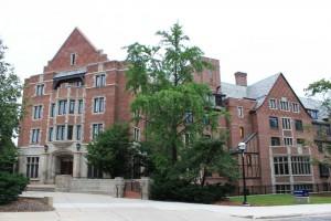University of Michigan Stockwell Hall