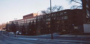 University of Michigan Mary Markley Hall